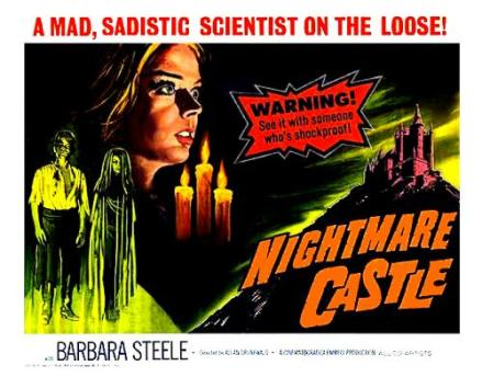Image result for nightmare castle