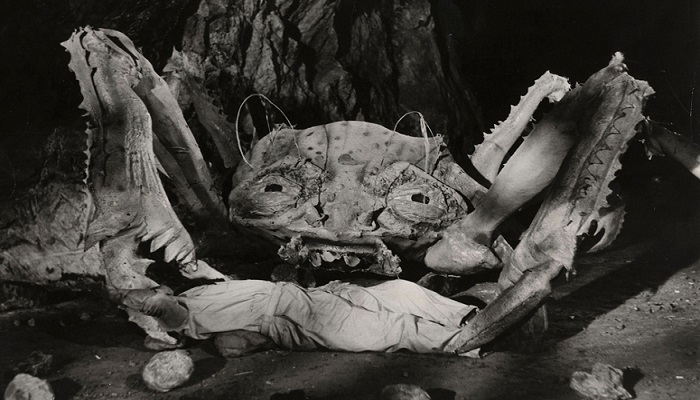 Attack of the Crab Monsters (1957) – Movie Review – Horror ...