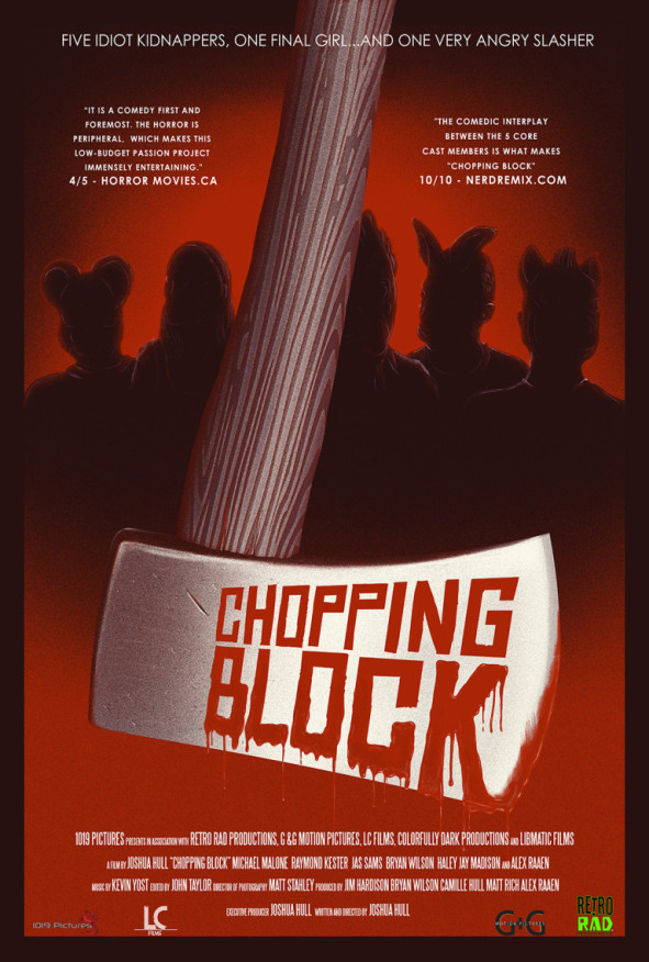 Chopping Block (2016) Movie Review – Horror And Sons