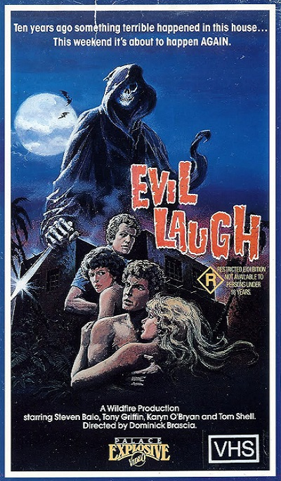 evil laugh   review repost horror  sons