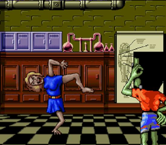 Adventures of Dr. Franken SNES